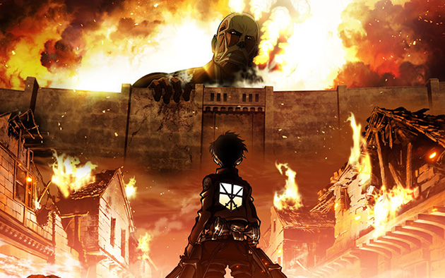>Attack on titan ผ่าพิภพไททัน ภาค 1 ตอนที่ 1-25 +OVA+SP พากย์ไทย