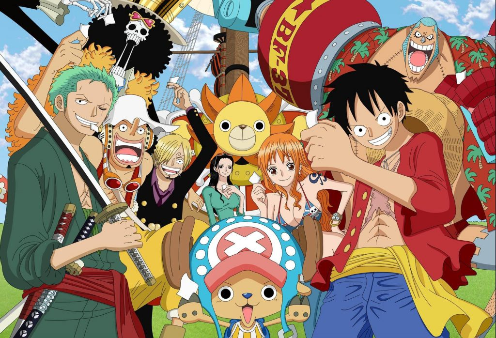 >One Piece ดูวันพีชตอนที่ 1-985 พากย์ไทย ซับไทย ตอนล่าสุด