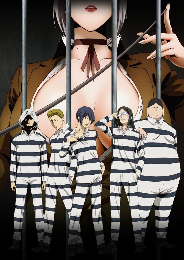 >Kangoku Gakuen (Prison School) โรงเรียนคุก ตอนที่ 1-12 ซับไทย