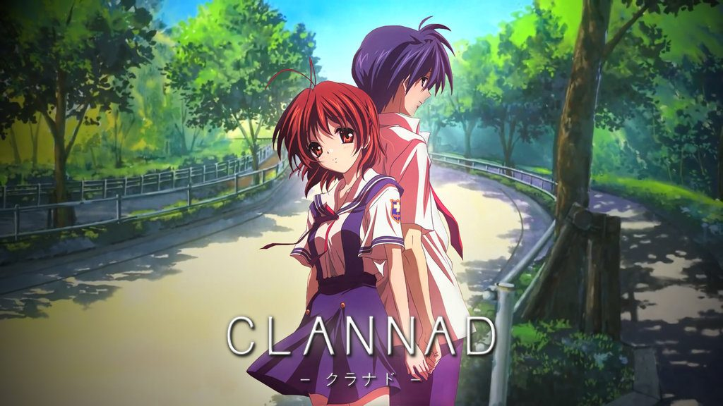 >Clannad แคลนนาด อนิเมะรักเรียกน้ำตา ภาค1 ตอนที่ 1-24 ซับไทย