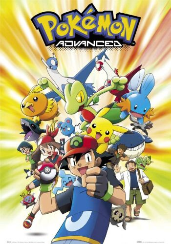 >Pokemon AG โปเกม่อนภาคปี 6 Advanced Generation