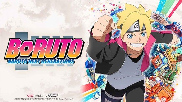 >ดูโบรูโตะ Boruto: Naruto Next Generations ตอนที่ 1-187 ซับไทย