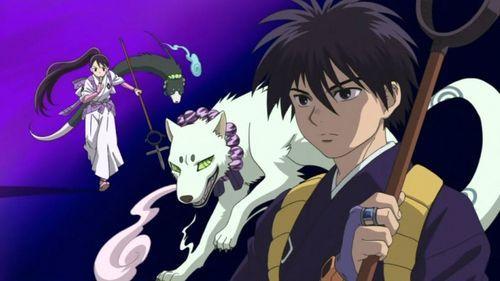 ดูการ์ตูนอนิเมะ-Kekkaishi-ผู้ผนึกมาร
