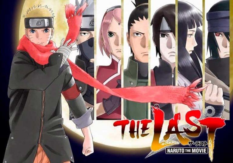 >Naruto Shippuden The Movie 10: นารูโตะ ตำนานวายุสลาตัน เดอะมูฟวี่ 10 ปิดตำนานวายุสลาตัน พากย์ไทย HD (2014)