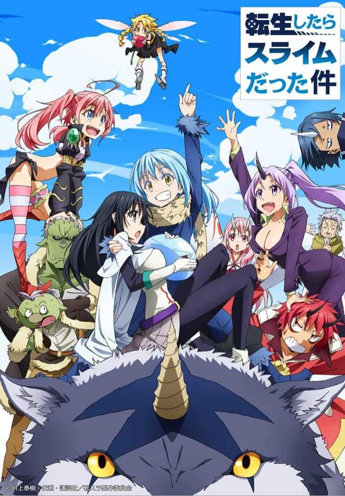 >Tensei shitara Slime Datta Ken ตอนที่ 1-25+OVA ซับไทย