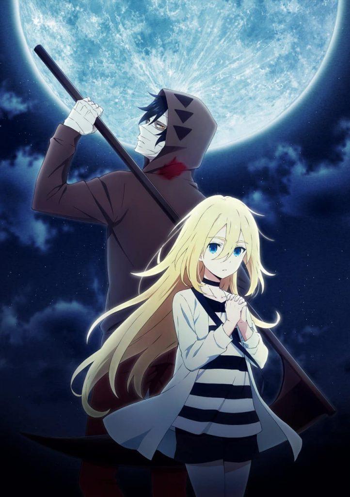 >Angel of Death (Satsuriku no Tenshi) ตอนที่ 1-16 ซับไทย