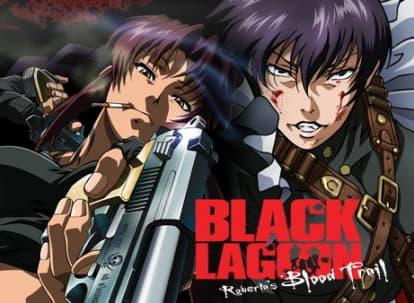 >Black Lagoon The Second Barrage (ภาค2) ตอนที่ 1-12+OVA+SP ซับไทย