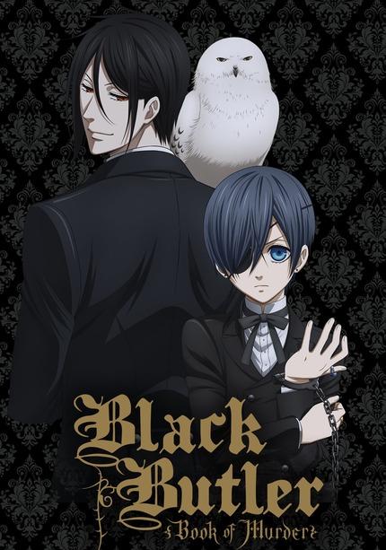 >Kuroshitsuji: Book of Murder พ่อบ้านปีศาจ ตอนที่ OVA 1-2 ซับไทย