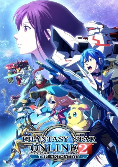 >Phantasy Star Online 2 The Animation ตอนที่ 1-12 ซับไทย