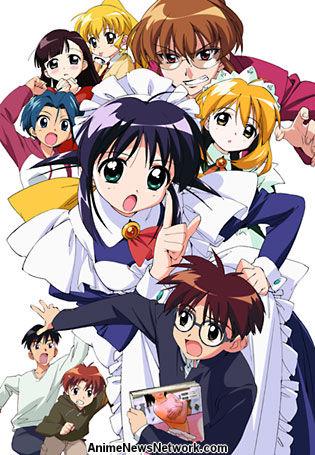 >Mahoromatic 2 สาวใช้ร้อยแรงม้า (ภาค2) ตอนที่ 1-12+OVA ซับไทย