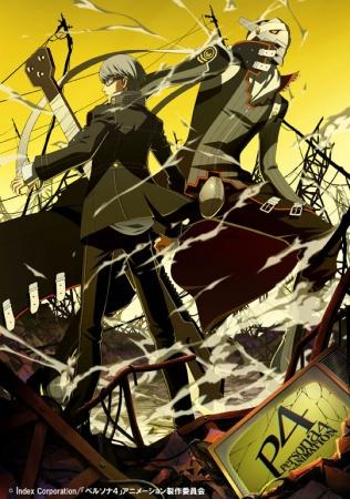 >Persona 4 The Animation เพอร์โซน่า 4 ตอนที่ 1-26 พากย์ไทย