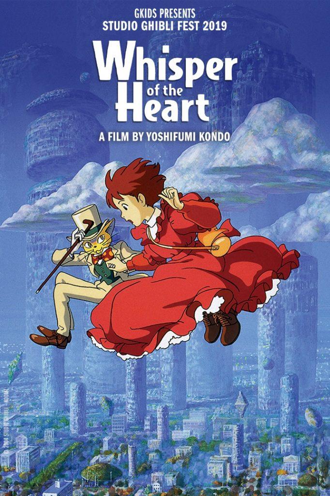 >Whisper of the Heart วันนั้น...วันไหน หัวใจจะเป็นสีชมพู (1995) ซับไทย Movie