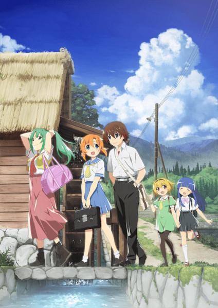 >Higurashi no Naku Koro Ni (2020) แว่วเสียงเรไร ตอนที่ 1-20 ซับไทย