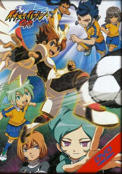 >Inazuma Eleven Go: Chrono Stone นักเตะแข้งสายฟ้า GO โครโน สโตน (ภาค3) ตอนที่ 1-51 พากย์ไทย