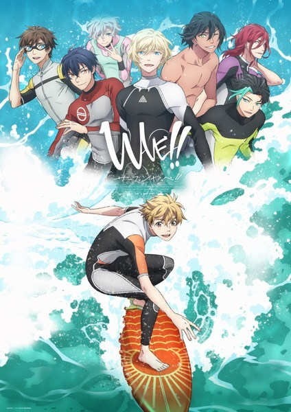 >Wave!! Surfing Yappe!! ตอนที่ 1-7 ซับไทย
