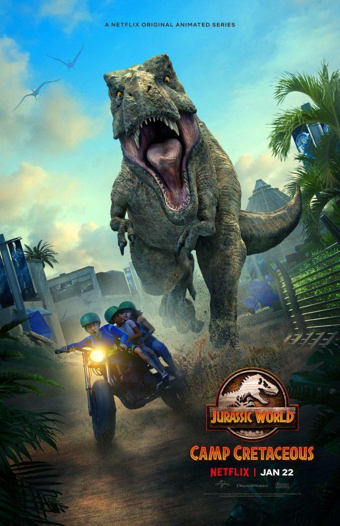 >Jurassic World Camp Cretaceous Season 2 จูราสสิค เวิลด์ ค่ายครีเทเชียส ปี2 ตอนที่ 1-8 พากย์ไทย