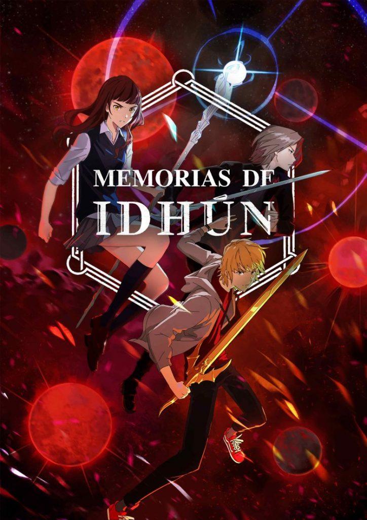 >The Idhun Chronicles อีดุนห์ มหาศึกข้ามภพ ตอนที่ 1-5 พากย์ไทย