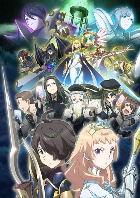 >Seven Knights Revolution: Eiyuu no Keishousha เซเว่นไนท์เรโวลูชั่น ผู้สืบทอดแห่งวีรชน ตอนที่ 1-12 ซับไทย