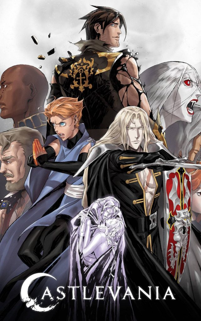 >Castlevania season 4 แคสเซิลเวเนีย ซีซั่น 4 ตอนที่ 1-10 ซับไทย