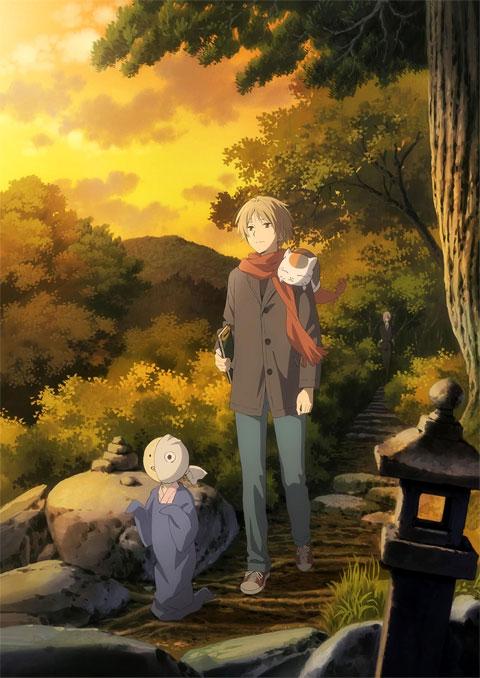 >Natsume Yuujinchou: Ishi Okoshi to Ayashiki Raihousha ผู้ปลุกหินผาและผู้มาเยือนประหลาด The Movie ตอนที่ 1-2 ซับไทย