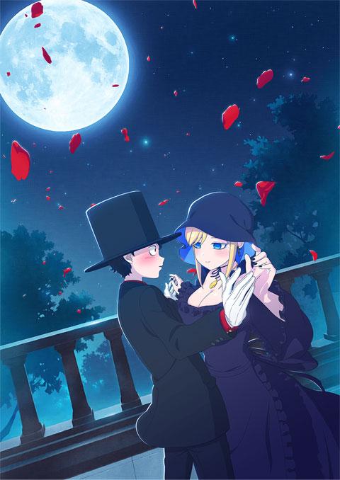 >Shinigami Bocchan to Kuro Maid คุณชายวิปริตกับเมดสาวรอบจัด ตอนที่ 1-5 ซับไทย