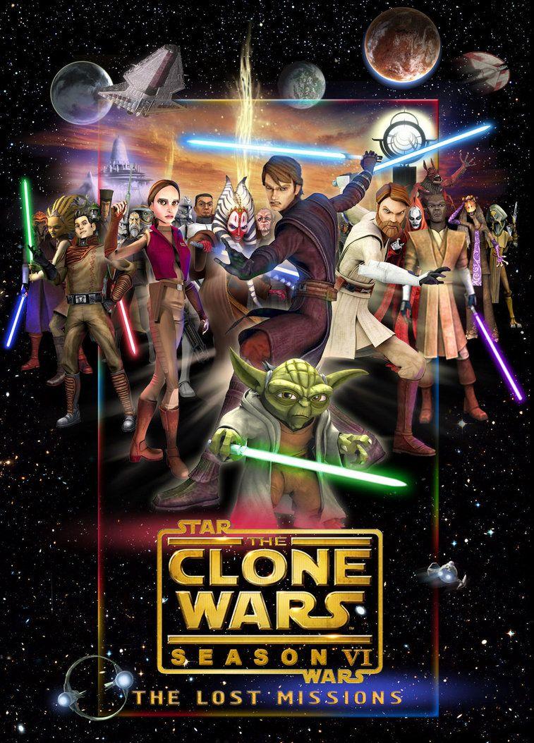 Star Wars The Clones Wars 6 สตาร์ วอร์ส เดอะ โคลน วอร์ส ภาค6 พากย์ไทย